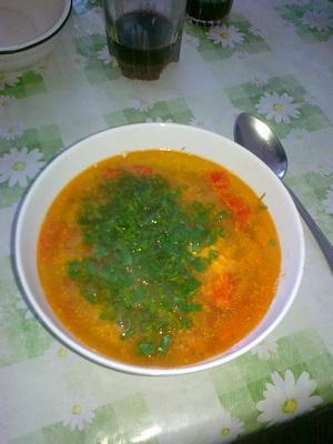 Рыбный суп Halászlé 03032010