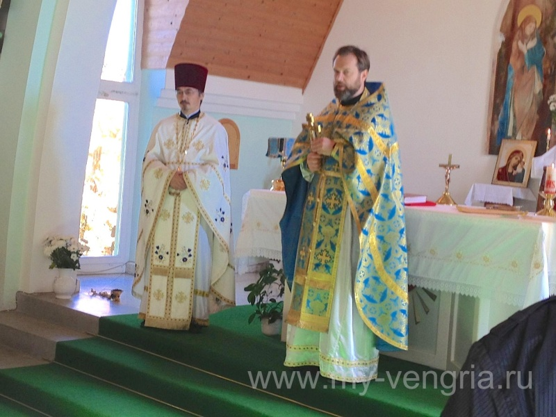 Православные богослужения в городе Хевиз Dsdddn10